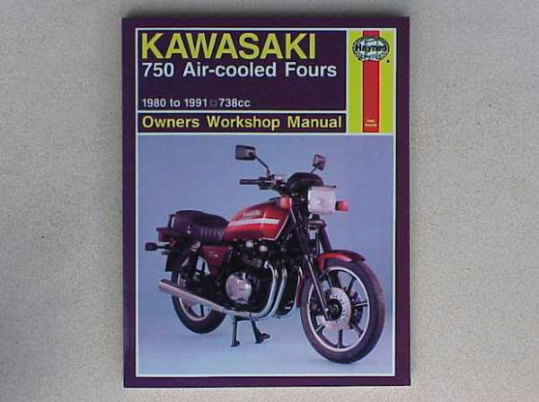 kawasaki kz 750 workshop service repair manual download